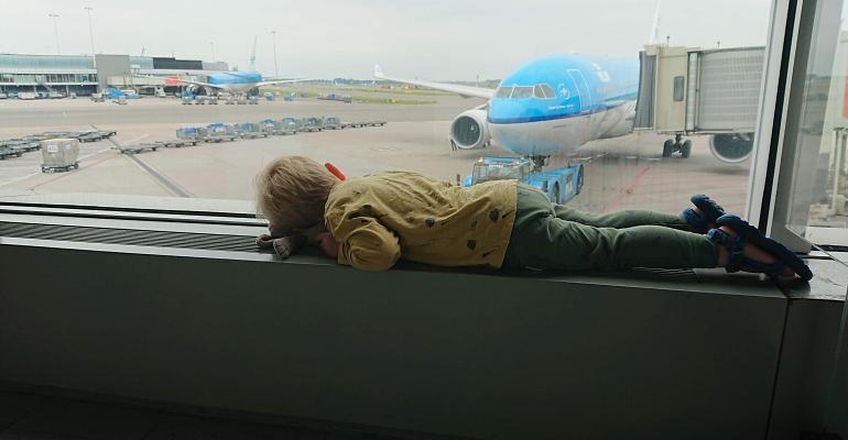 Met KLM bluebiz punten sparen